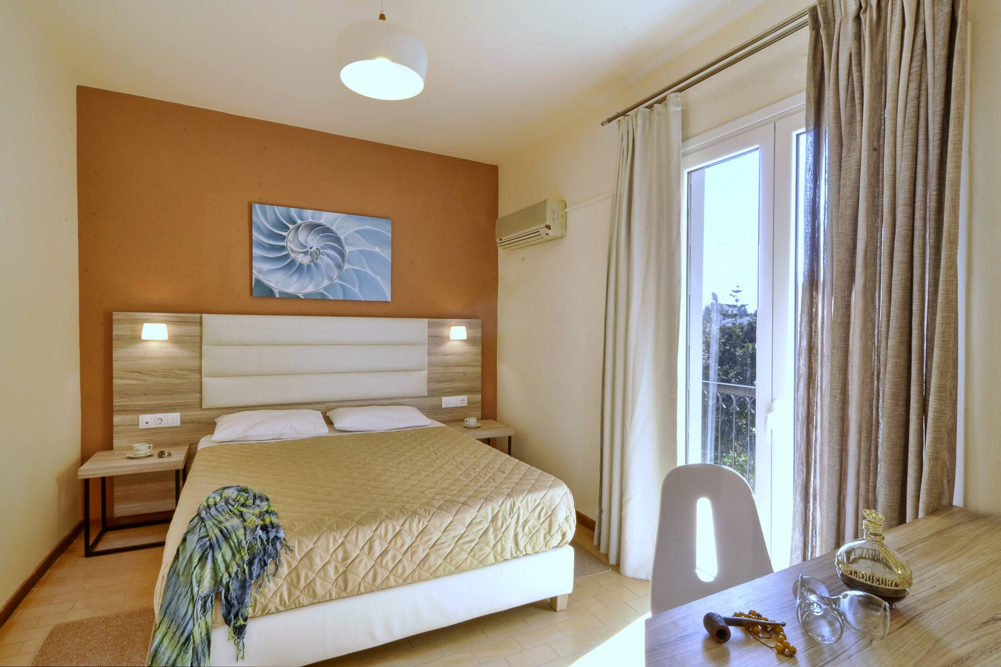 Hotel Orpheus Corfu Budget Double Room 01