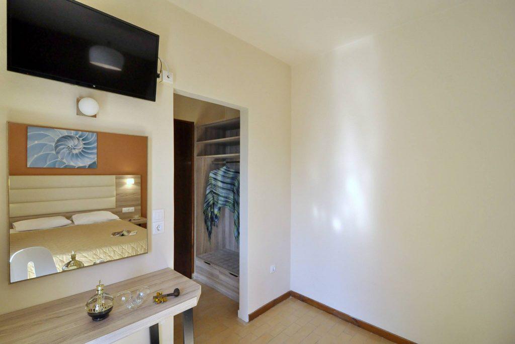 Hotel Orpheus Corfu Budget Double Room 02