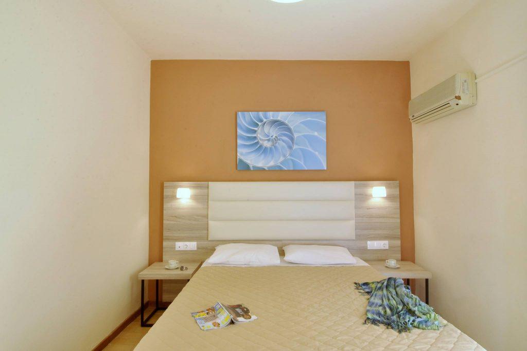 Hotel Orpheus Corfu Budget Double Room 05