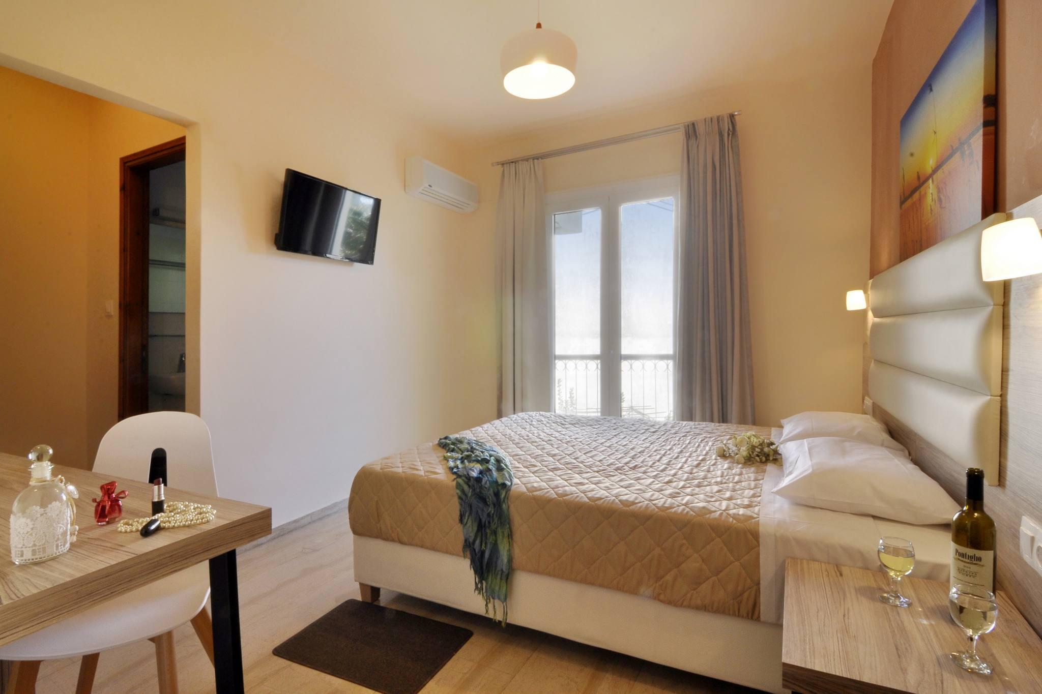 Hotel Orpheus Corfu Double Room 01