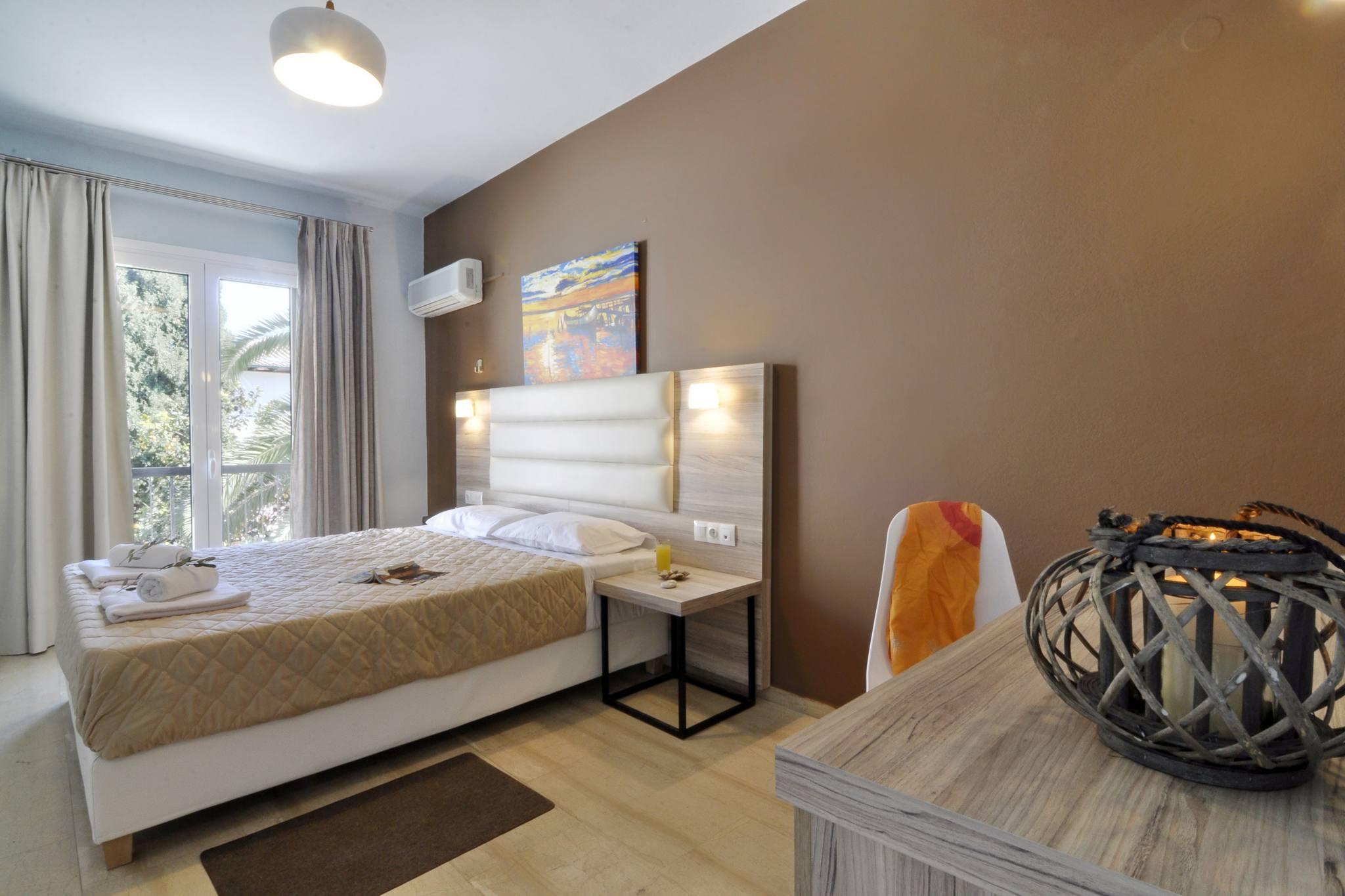 Hotel Orpheus Corfu Large Double Room 01