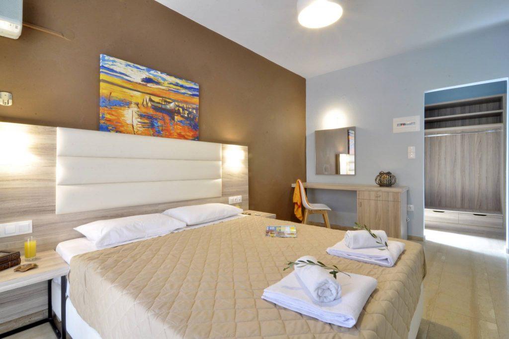 Hotel Orpheus Corfu Large Double Room 07