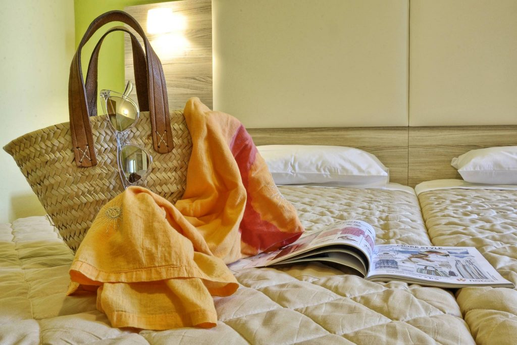 Hotel Orpheus Corfu Large Twin Room 02