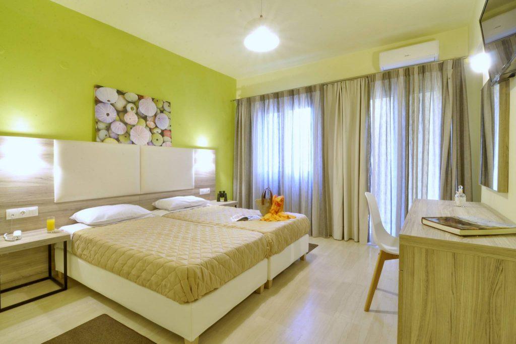 Hotel Orpheus Corfu Large Twin Room 03