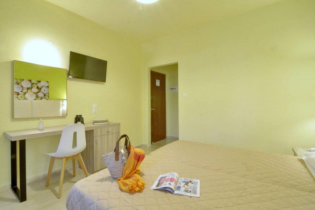 Hotel Orpheus Corfu Large Twin Room 05
