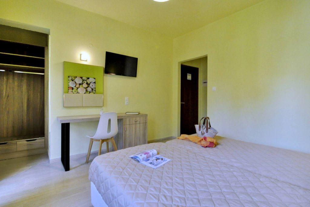 Hotel Orpheus Corfu Large Twin Room 06