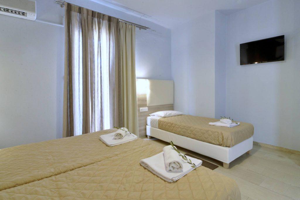 Hotel Orpheus Corfu Triple Room 02