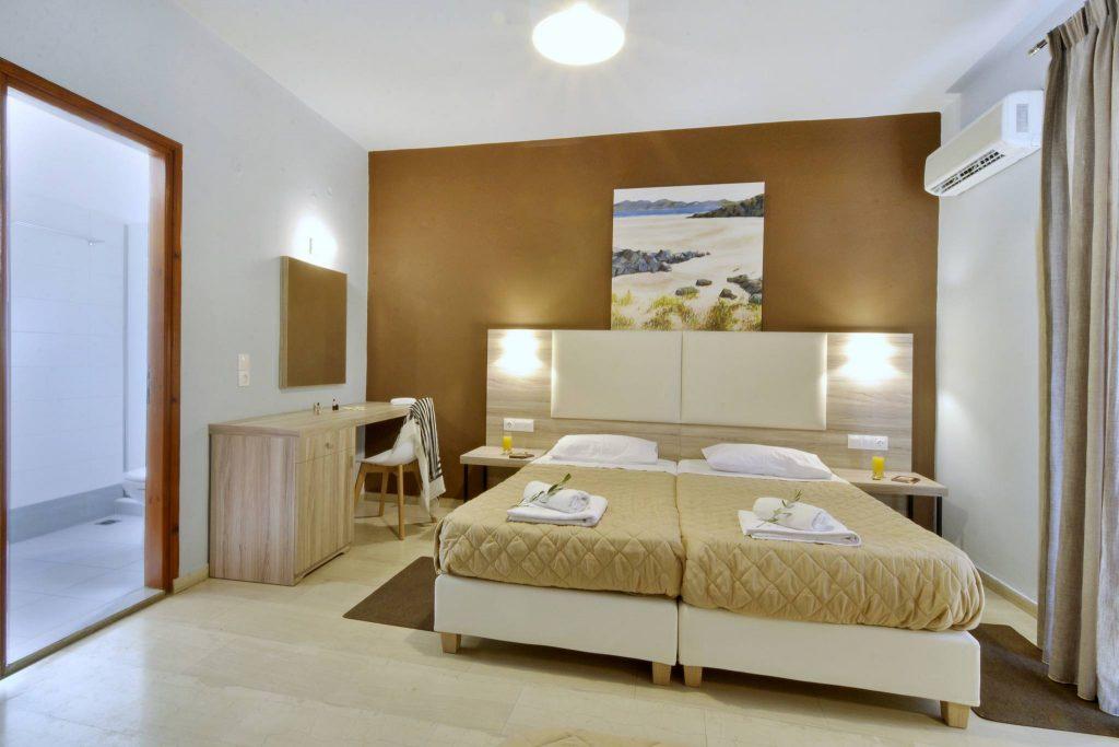 Hotel Orpheus Corfu Triple Room 03