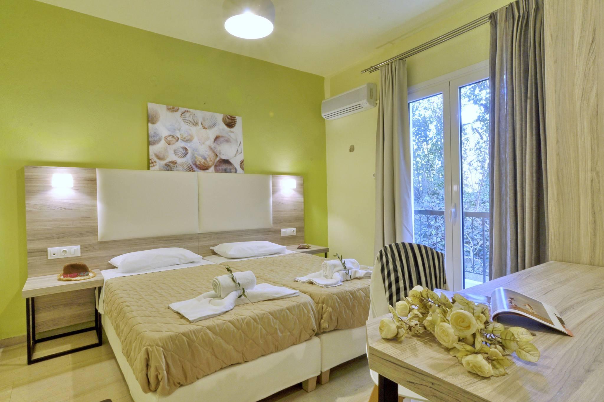 Hotel Orpheus Corfu Twin Room 01