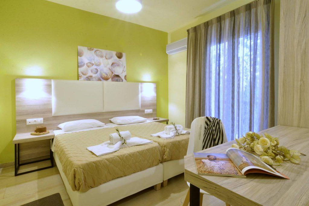 Hotel Orpheus Corfu Twin Room 03