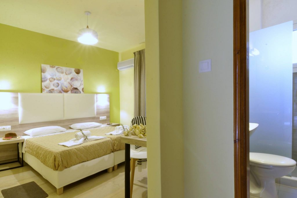 Hotel Orpheus Corfu Twin Room 04