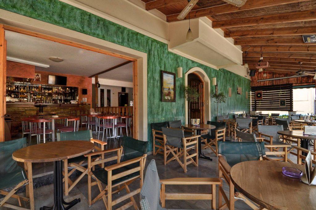 hotel orpheus corfu hotel snack bar